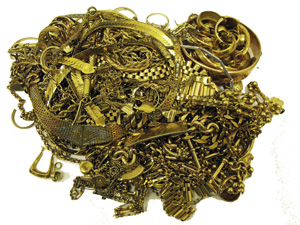 Scrap Gold Prices - What is the Maximum Today