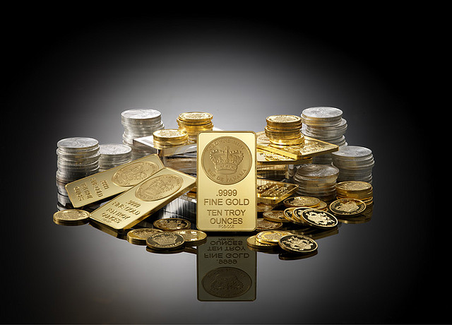 What's the Difference Between Gold Coins and Gold Bullion as an Investment - Gold Bars and Coins
